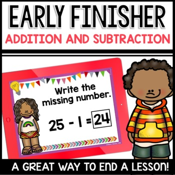 Missing Numbers to 39 (Early finisher ppt)