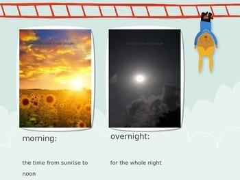 Missing: One Stuffed Rabbit / Yawning Dawn