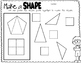 Missing Parts: Find the Missing Shape
