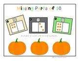 Missing Parts of Ten Pumpkins