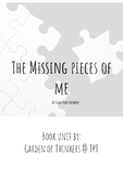 Missing Pieces of Me Book: Instructional Guide