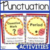 Punctuation Writing Activity