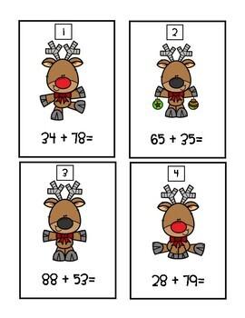 Missing Reindeer
