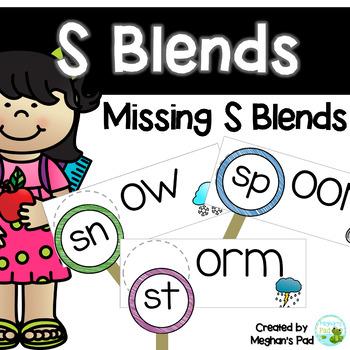 Missing S Blends