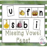 Missing Short Vowel Feast