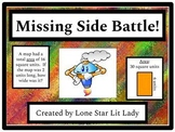 Missing Side Battle!  (Area and Perimeter) Game