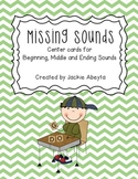 Missing Sounds Center