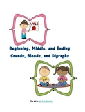 Missing Sounds (Sounds, Blends, and Digraphs