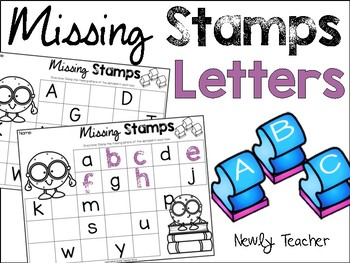 Missing Stamps: Letters