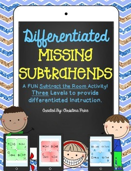 Differentiated Missing Subtrahends