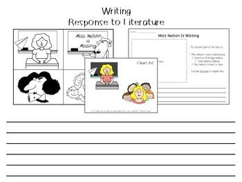 Missing Teacher {Low Prep Resources}
