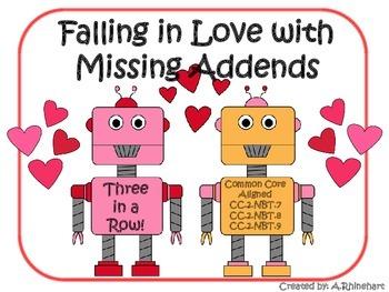 Missing Three Addends (3 Digits)