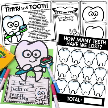 Lost Tooth Kit