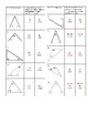 Missing Triangle Angle Coloring Activity