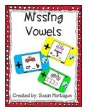 Missing Vowels