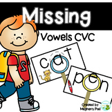 Missing Vowels CVC