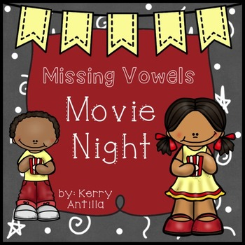 Missing Vowels Movie Night