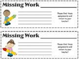 Missing Work Tickets