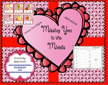 Missing You in the Middle (CVC/CVCC/CCVC