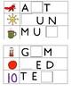 Missing sounds/Stamping or Letter Tile Center