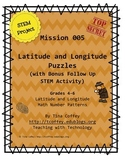 Mission 005 - Latitude and Longitude Unit