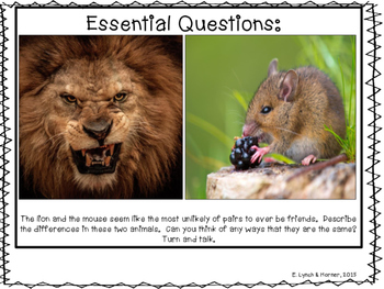 Mission Close Reads: Wild Animals