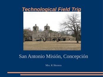 Mission Concepcion- San Antonio
