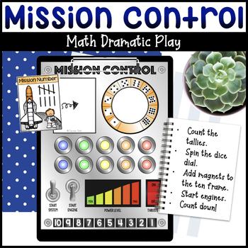 Mission Control Space Shuttle Math Board