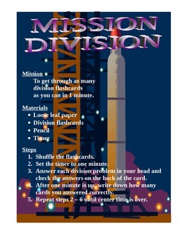 Mission Division