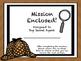 Detective Theme: Mission Envelopes