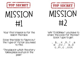 Mission Impossible: Genre Hunt