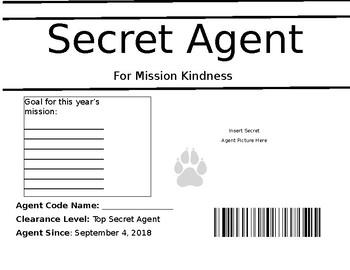 mission impossible secret agent locker decoration by