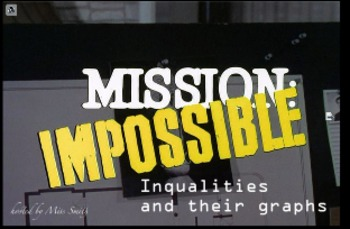 Mission Impossible Solving Inequalities