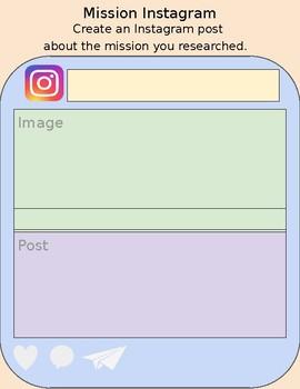 Mission Instagram Post