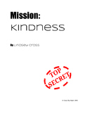 Mission: Kindness Research and Summary Project