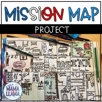 Mission Map Project