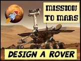 Mission Mars: Design a Mars Rover STEM Mini-Project