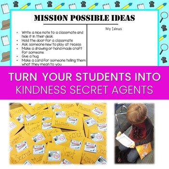 Kindness Project - Mission Possible