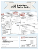 Mission Possible STAAR Math Review Bundle