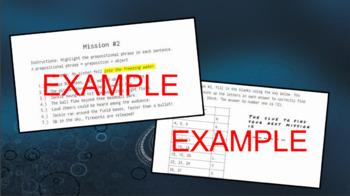 Mission Preposition