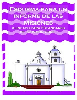 Mission Report Outline in Spanish (Aligned with CCSS)