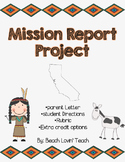 Mission Report Project