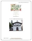 Mission San Francisco De Asis:Art Drawing History Lesson E