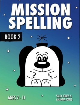 Mission Spelling Book 2 (US English Edition) Grades 2-5