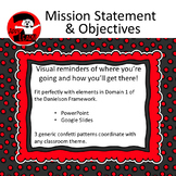 Mission Statement & Objectives - Confetti