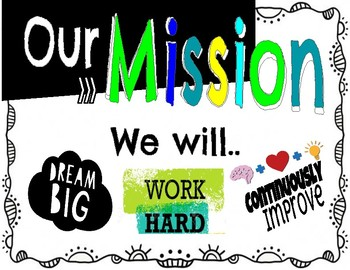 Mission Statement - learning community