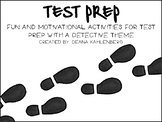 Mission Success! {Fun and Motivational Activities for Test Prep}