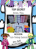 Mission: Test-Taking Success (test tips, test anxiety)