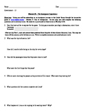 Mission-US Immigration Game Worksheet