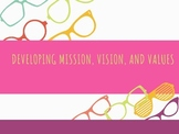Mission, Vision, and Values Planning Guide